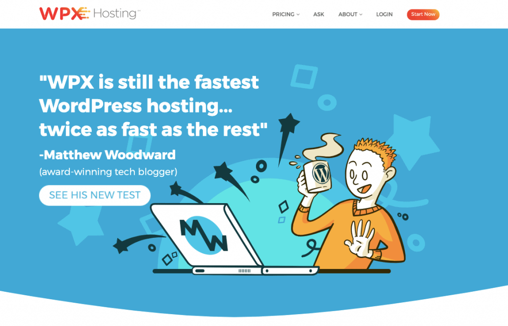 WPX Hosting best web hosting in new zealand