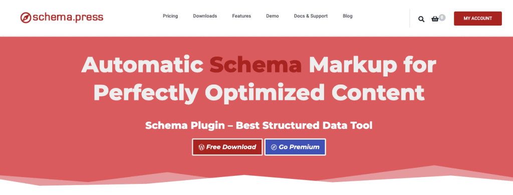 Schema Press Plugin schema markup plugins