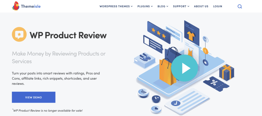 WP Product Review schema markup plugins