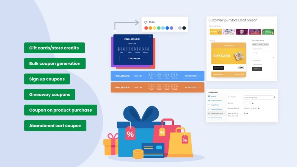 Smart Coupons for WooCommerce WooCommerce Coupon Plugin