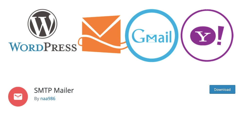 SMTP Mailer WordPress SMTP Plugin