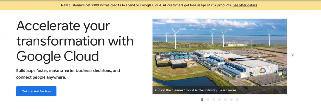 Google Cloud Free Free Web Hosting for Students