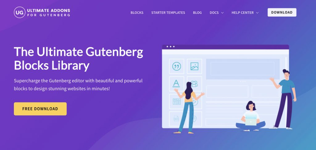 Ultimate Addons For Guttenberg best Amazon Affiliate Plugins for WordPress