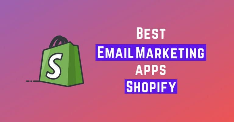 Best Email Marketing apps shopify blogging forge
